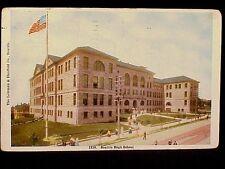 WA - NO. 1110 SEATTLE HIGH SCHOOL - 1907-1914