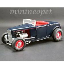 ACME A1805014 1932 FORD ROADSTER 1/18 DIECAST MODEL CAR WASHINGTON BLUE