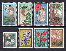 Greece 1958 Nature Conservation (Flowers) Mnh