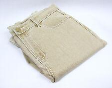 DG2 Boot Cut Denim Jeans with Contrast Topstitching KHAKI 4T 4 Tall Inseam 32