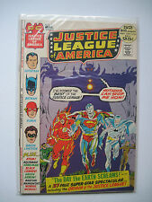 Justice League of America  #97 (DC, 3/72) FN/VF to VF- 52 pgs/Origin JLA/Adams-c