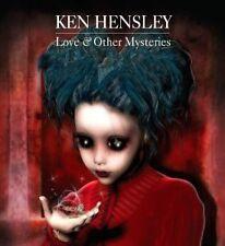 KEN HENSLEY (URIAH HEEP founder): Love & other mysteries ESOTERIC Neu