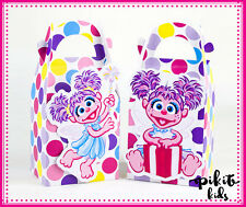 ABBY CADABBY PARTY FAVOUR BOXES KIDS BIRTHDAY LOLLY BAGS SUPPLIES DECORATIONS