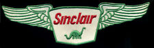 Sinclair Patch with wings flying gasoline service station Dino motor oil