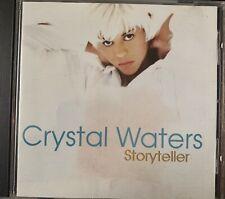 Storyteller by Crystal Waters (CD, 1994, Mercury) 100% Pure Love