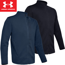 UNDER ARMOUR MENS STORM FULL ZIP ELEMENTS GOLF JACKET / NEW FOR 2020