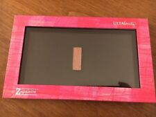 Pink Z PALETTE Large Magnetic Makeup Case + Urban Decay Burnout From Naked3 NEW