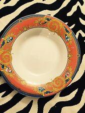 VERSACE PRIMAVERA Soup DISH Pasta Gourmet plate AUTHENTIC NEW SALE