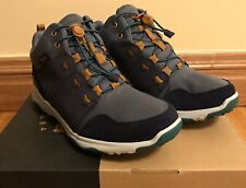 Teva Boys Midnight Navy Arrowood 2 Waterproof Hiking Shoes Size US 5 /EU 37
