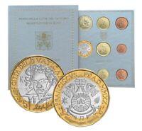 Coffret BU Vatican 2020 - Naissance de Beethoven 250 ans/ 9 pièces (dont 5 euro)