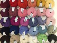 Debbie Bliss Rialto DK - 1 x 50g - 100% Fine Merino Wool