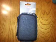 "Init Black 4.3"" GPS Hard Molded Zip Case RF-GP500 for  Tom Tom Magellan Garmin"