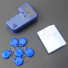 RFID Reader Writer Copier Duplicater+ 6X Cards/Tags T5577 Writable Duplicator DG