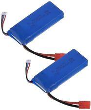 Syma 2PCS 7.4V 2000mAh Original Battery For Syma X8C X8W X8G X8HC X8HW X8HG RC