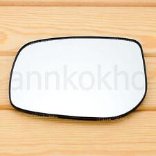 Toyota Corolla E140 Vios xp90 Vitz Yaris side view door mirror glass lens left