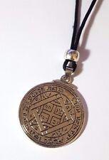 MAGICO LOVE Amulet POWER TALISMANO VENUS CIONDOLO A LUNGA COLLANA in pizzo D6