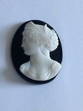 Finest Quality Antique Victorian Unmounted Carved Sardonyx Cameo