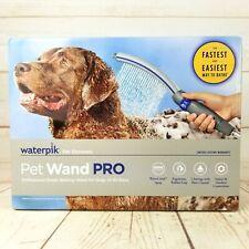 Waterpik Ppr-252 Pet Wand Pro Shower Kit Professional Grade Bathing Wand