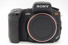 Sony Alpha DSLR-A300 10.2MP 2.7''Screen Digital SLR Camera - BODY ONLY