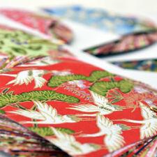 Japanese Finest Yuzen Washi Origami Paper Pack - 80 Sheets Assortment - 7.5cm