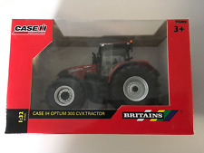 Britains Case optum 300 CVX tractor 1:32  Farm Model Toy