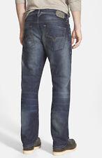 NWT DIESEL LARKEE 0839F Regular Straight-Leg Jeans (Size 28 X 32) NEW 839F $228