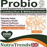 Probiotics 9 Strains Advance 15 billion friendly live bacterias Uk Made