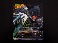 Hot Wheels Pop Culture Superman & Batman 1980 Dodge Macho Power Wagon Die-cast