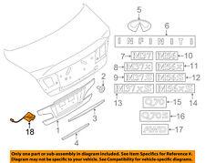 Infiniti NISSAN OEM 11-13 M56 Rear View-Backup Back Up Camera 284424AM0A