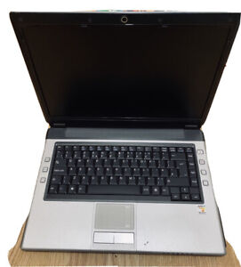 """Evesham M66JE 15.6"""" Laptop - power light Flash-does not turn on- Faulty-Parts"""