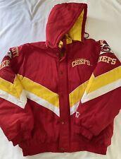 New listing KC Chiefs Starter Proline Jacket Mens Medium