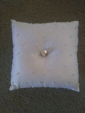 Wedding Ring Bearers Pillow