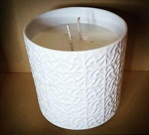 Unscented Large Candle