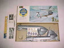 REVELL PIASECKI H-16 TWIN ROTOR HELICOPTER AIR POWER KIT