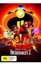 Incredibles 2 (DVD, 2018) New Sealed Pre Order