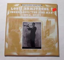 LOUIS ARMSTRONG Young Louis The Side Man LP MCA 1301 US 1980 SEALED M 1C