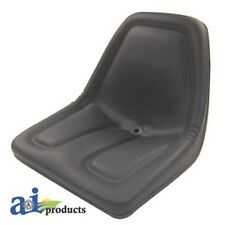 Universal Lawn Mower High-Back Seat TM333BL