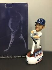MAX MUNCY DODGERS SIGNED AUTOGRAPHED FOCO BOBBLEHEAD  PSA MLB AUTHENTICATED
