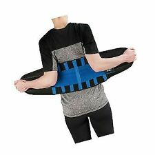 Lumbar Lower Back Support Brace Posture Corrector Stabilizer Belt for Hip Pain
