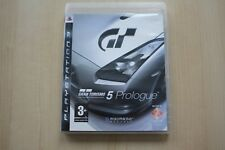 Gran Turismo 5 Prologue (Sony PlayStation 3, 2008)