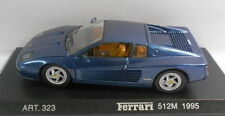 Ferrari 512M  blue metallic scale 1:43 Detail Cars NEW in Box !!