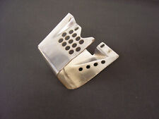 New listing Vintage Chrome Steel Head Shroud Cover for McCulloch Motors Engine Rupp Margay