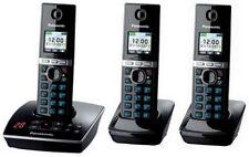 PANASONIC KX-TG8062GB + 1 / KX-TG 8062 GB + 1  AB TRIO NEU FARBDISPLAY ECO-DECT