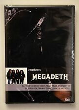 MEGADETH: VIDEO HITS - Peace Sells . . NEW SEALED DVD!!