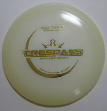 174g Dynamic Disc Tresspass Disc Golf Distance Driver MoonShine Golw Gold Stamp