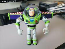 Vintage Buzz Lightyear Toy Story Electronic Talking Disney Thinkway 1995 Figure