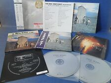 The Who Who's Next Mini LP SHM CD Japan 2cd Deluxe Edition Uicy-93750/1