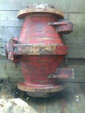 More details for vintage industrial wooden foundry pattern