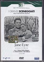 2 Dvd Sceneggiati Rai **JANE EYRE** con Raf Vallone Ilaria Occhini completa 1957