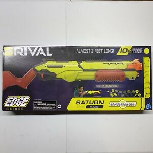 Nerf Rival Saturn XX-1000 Edge Series Targeting Set, 10 Rounds, 90 FPS IN HAND!!